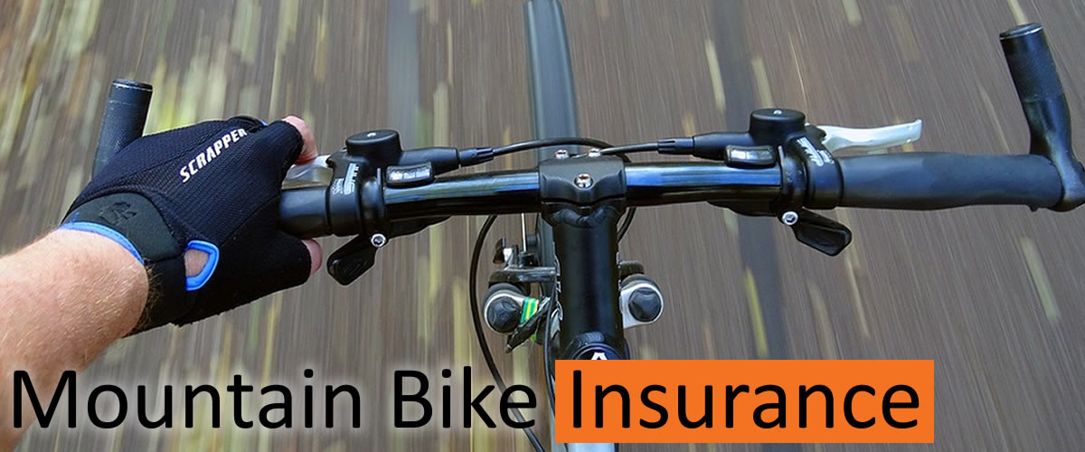 Mountain Bike Insurance from Dib Solutions